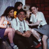Little Shop of Horrors (1986) - Ariane Krainer, Marion Krainer, Herbert Moulton, Pia Douwes - (c)Christian Schreibmuller