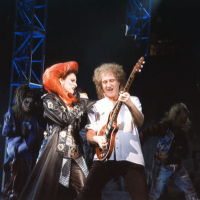 We will rock you (2010) - Pia Douwes, Brian May