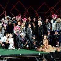 Der Besuch der alten Dame (2013) - Cast - (c)Thunerseespiele, Sandra Studer