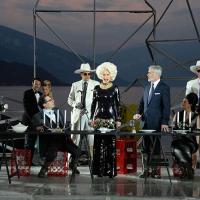 Der Besuch der alten Dame (2013) - Pia Douwes & Cast - (c)Thunerseespiele, Sandra Studer