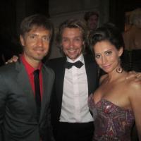 Elisabeth Premiere Wien (2012) - Arvid Larsen, Andreas Bieber, Pia Douwes