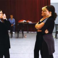 Fosse (2002) - Anne Reinking, Simone Kleinsma, Pia Douwes - (c)Govert de Roos