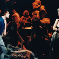Les Miserables (1991) - Peter de Smet, Pia Douwes - (c)Jan Swinkels