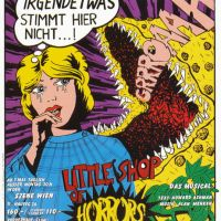 Little Shop of Horrors (1986) - llustration (c)H. Kudlich